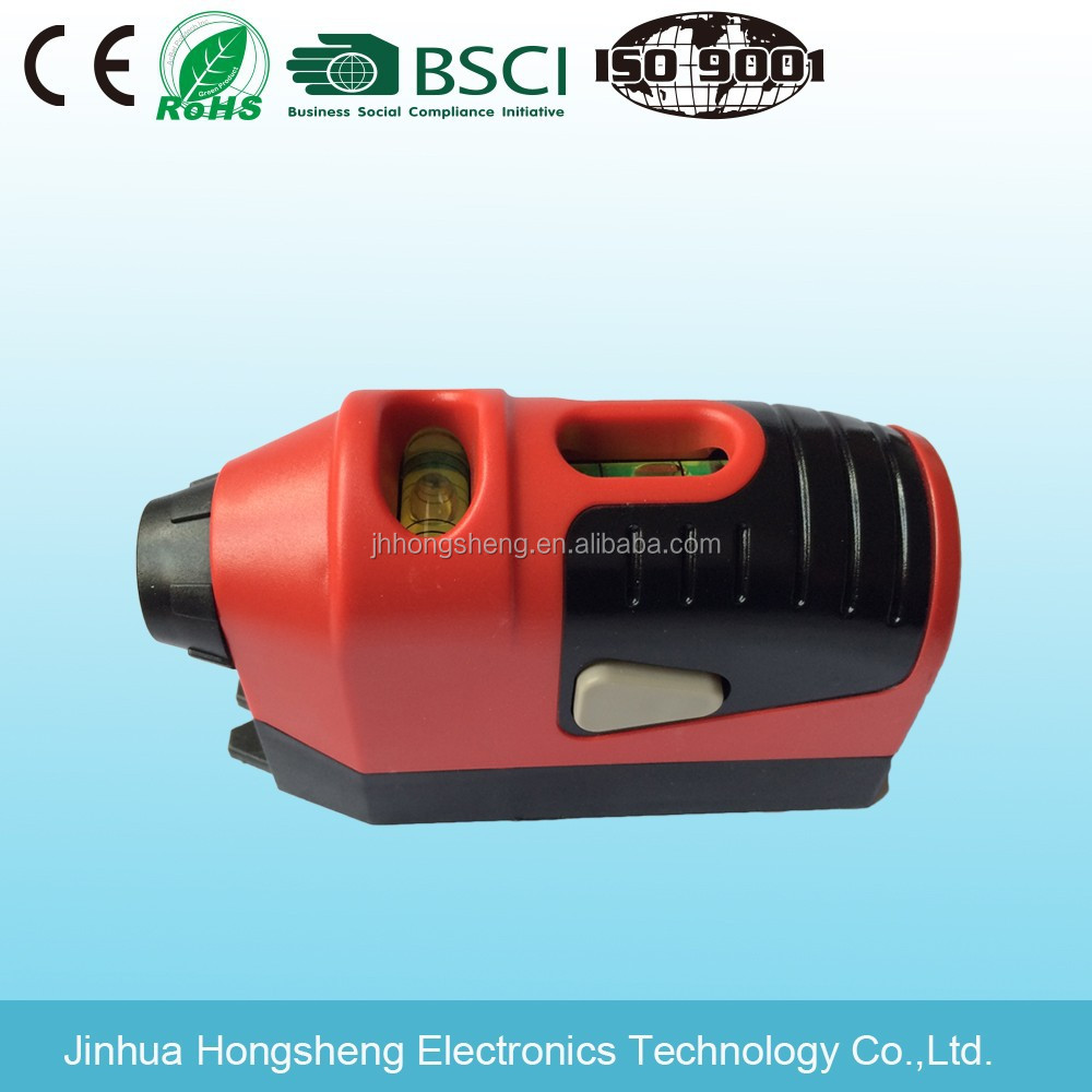 mini laser level with bubble