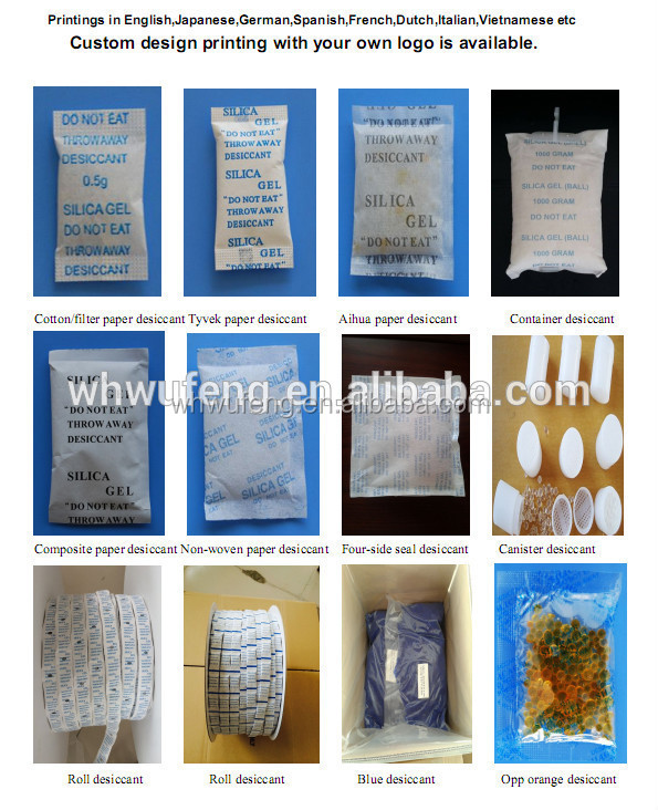 รายงานMSDS Chromatography Silica Gel Powder
