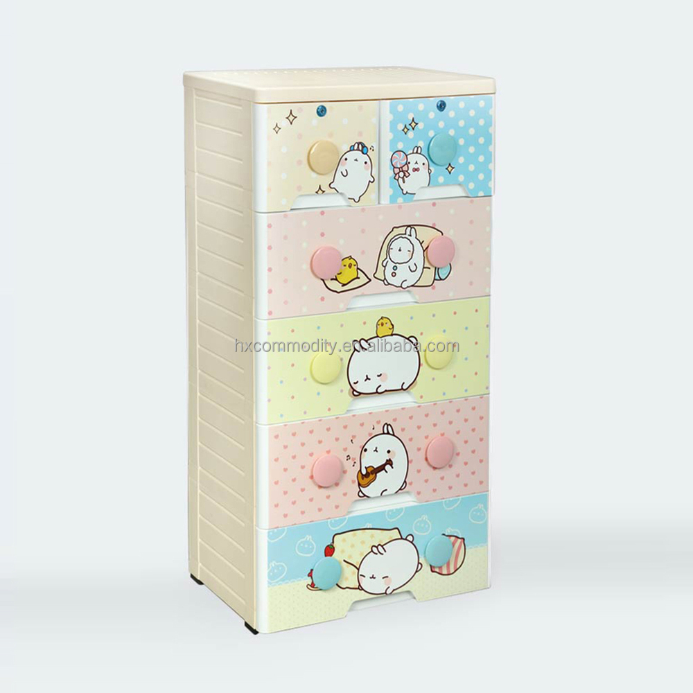 Shantou Baby Plastic Storage Drawer Wardrobe For Clothes ...