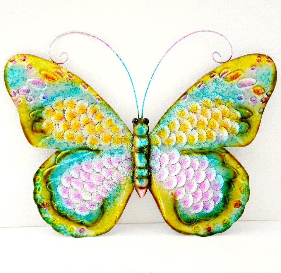 Butterfly Metal Wall Decor, Butterfly Metal Wall Decor Suppliers and ...