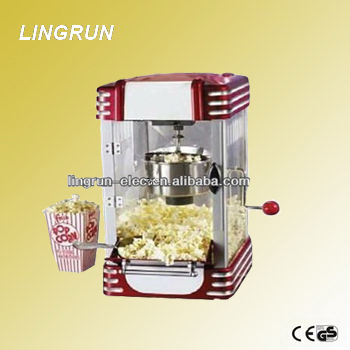 Hot Air Small Ce Gs Rohs Cb Etl Popcorn Maker/popcorn Making ...