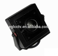 1000TVL CMOS indoor is very small hidden camera and microphone audio