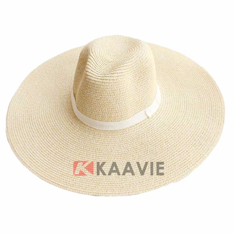 93b1498b Custom mexican oversized plain sombrero hats wide brim straw hat for women