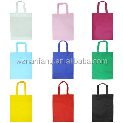non woven handle bag with full printing