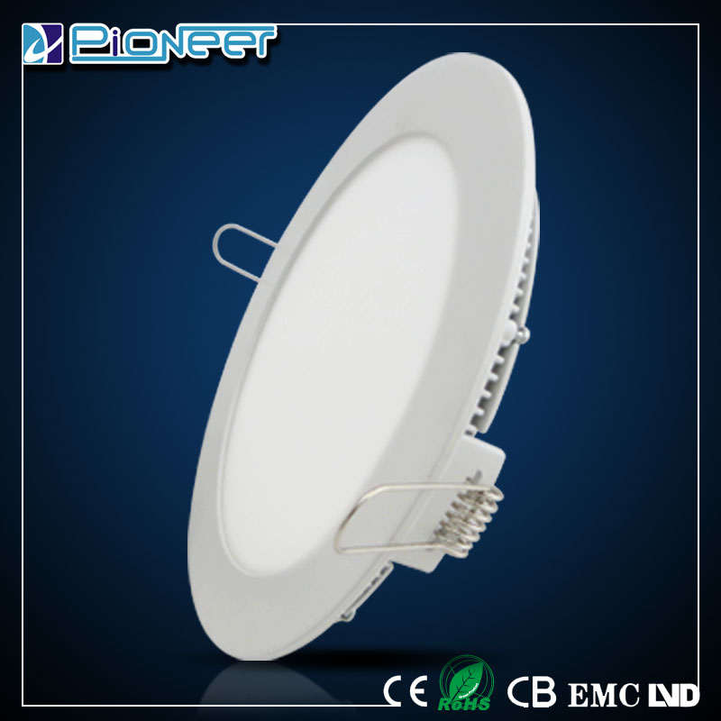 High quality cost-effective Led Panel lighti round panel light 6 w 450 lm Led Panel light