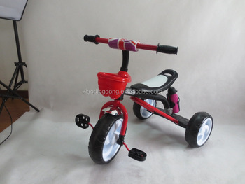 Low price Baby tricycle with simple style and Plating wheel Small cheap children tricycle Simple cheap baby trike