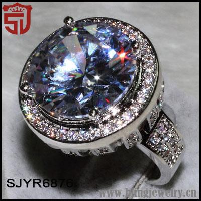 China ebay chunky joyer a con chapado de rodio anillos de for Anillos de rodio precio