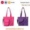 2016 nylon promotion scented eco-friendly disposable diaper bags mommy bags for baby