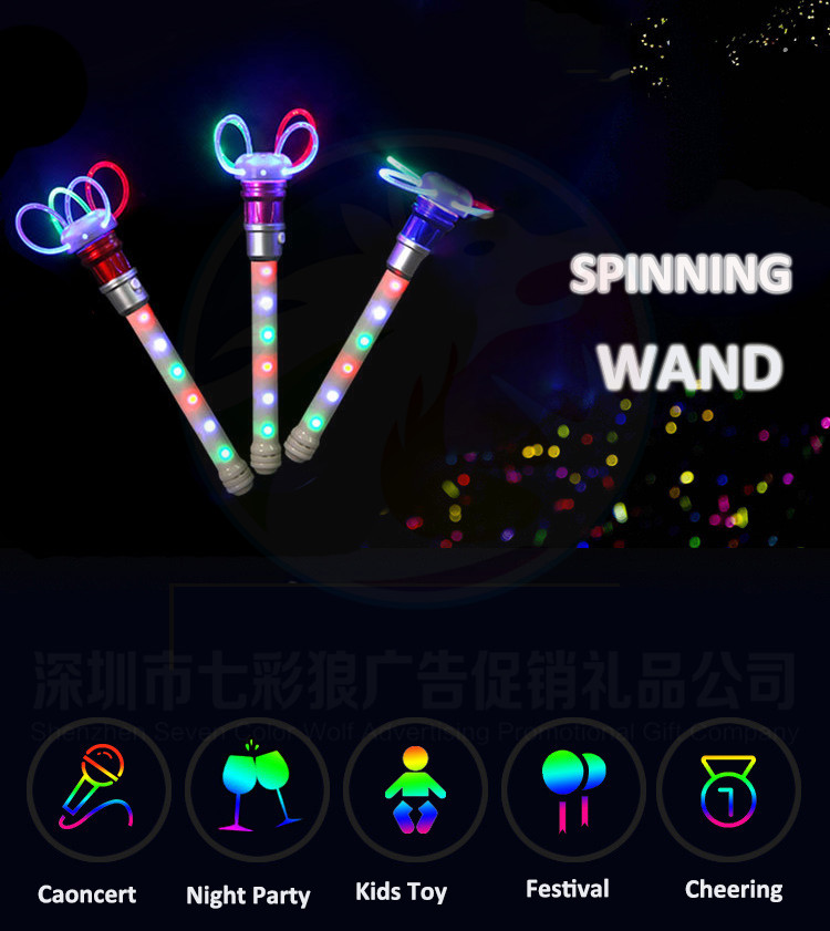 Most Popular Hot Sale High Quality wholesale Popular Toy Baby Amusement Park Gadget Hand Spinner LED kids Toys