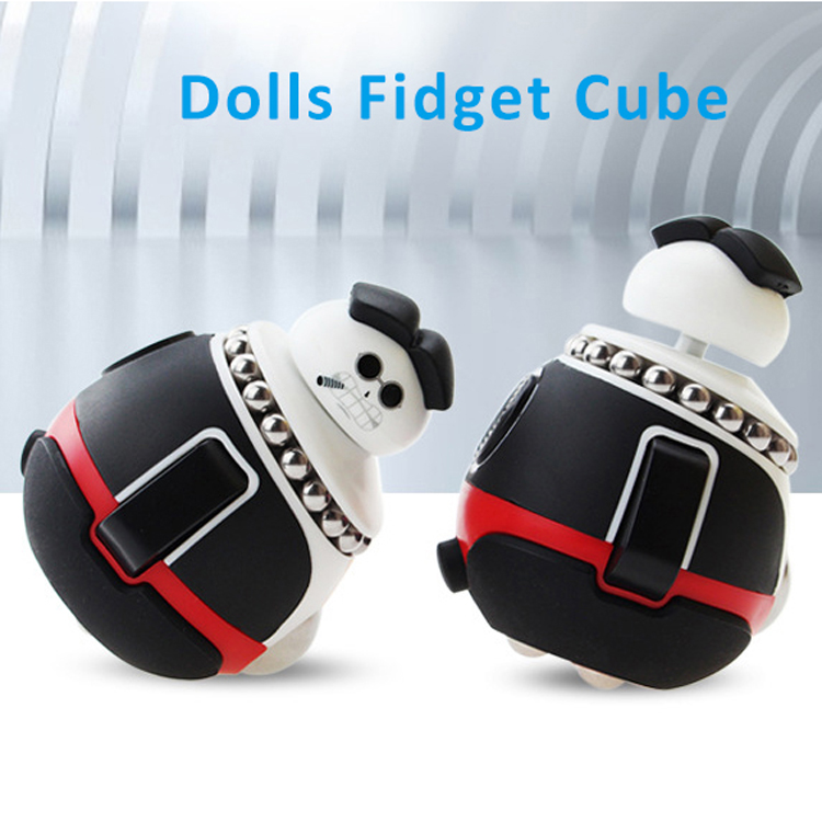 2017 Innovative Product Alibaba Express Fidget Cube for gifts