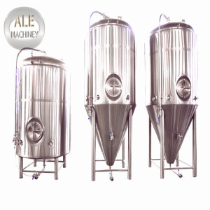 Beer Factory 1000l 2000l 3000l 4000l 5000l Brew House China Beer Manufacturing Plants Supplies From Germany