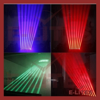Dj Verlichting Wand Wast 8x8w/rgbw Beam Bewegend Disco Light/led Bar ...