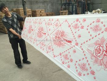 biodegradable disposable plastic table sheet table cloth table cover