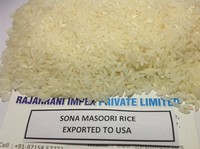 BEST QUALITY SONA MASOORI RICE IN EXPORTERS TO UNITED STATES OF AMERICA