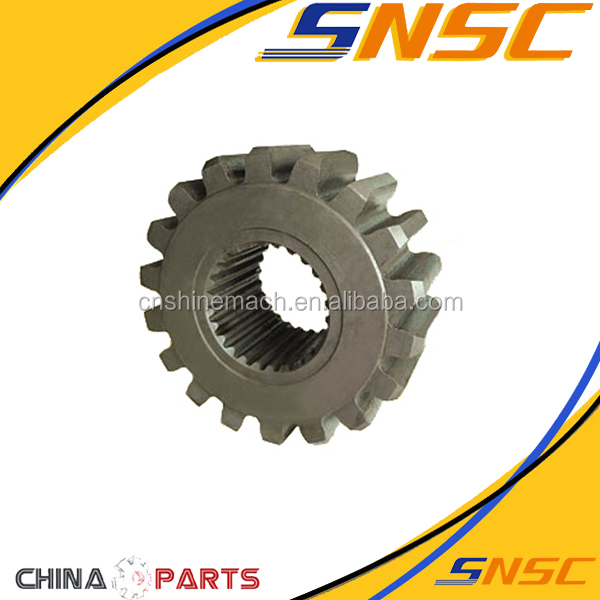 Hot Sale gear for Adavnce ZL40,ZL50,for LiuGong ZL50C gearbox