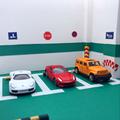 1 64 Alloy car model Wrangler mini panoramic sunroof laser sports car children s toy car