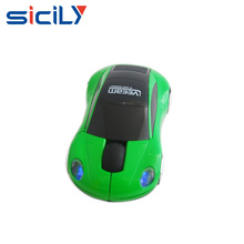 Wireless Mouse Computer Mice Car-shaped Game Mice 2.4Ghz Optical Mouse for pc Laptop Computer