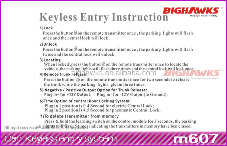 HTB1ncneIFXXXXaoXpXXq6xXFXXXZ keyless entry with central locking system bighawks m607 8172, view Basic Electrical Wiring Diagrams at mifinder.co