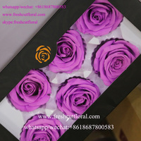 2016 Top Quality Preserved Roses Live , Fresh Spray Rose Flowers, For Wedding Flower Bouquets