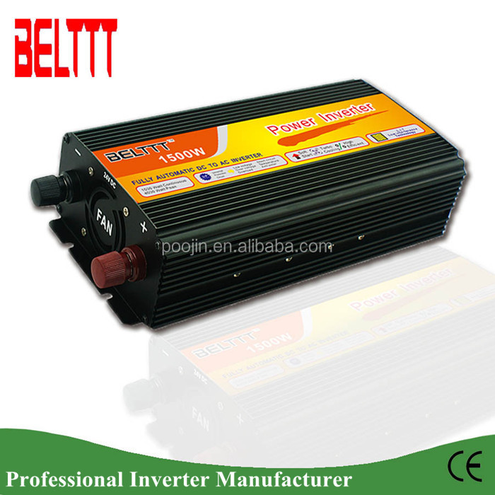 solar application product 1500W power inverter online shopping site