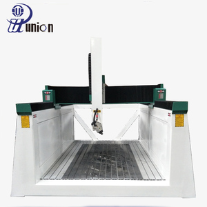 4 axis wood foam EPS molding mould cnc router machine and rotary axis