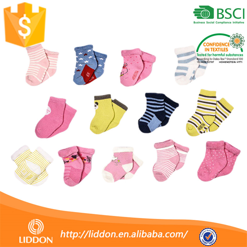Fashion Christmas Novelty Cartoon Tube Sock,Wholesale Knitted Winter Lace Boot Organic Cotton Baby Sock