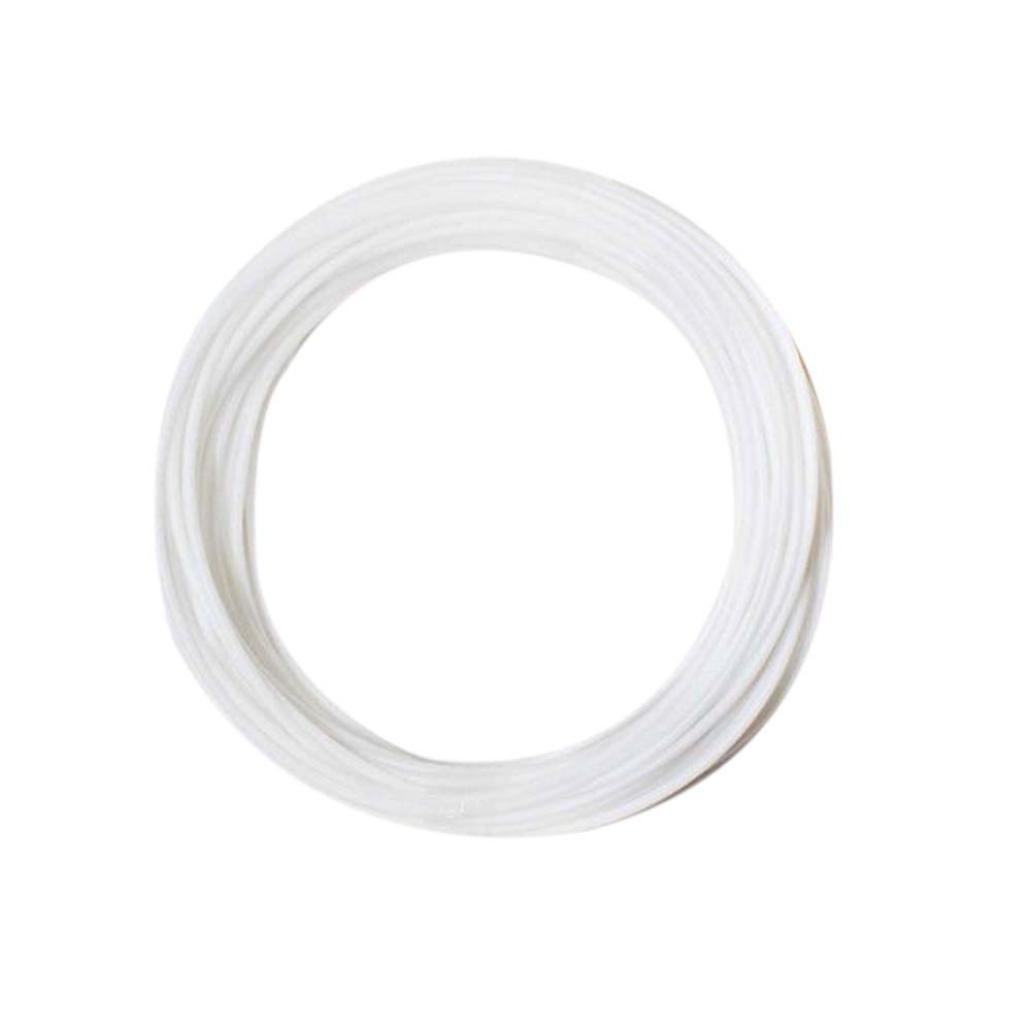 Feite 1.75mm Print Filament ABS Modeling Stereoscopic For 3D Drawing Printer Pen (white)