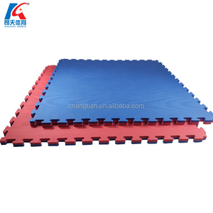 angtian-sports factory direct supply floor gymnastics grappling martial art style interlocking foam mats wood