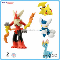Oem Pokemon Plastic Figurine,Pvc Pokemon Action Figurine,Custom ...