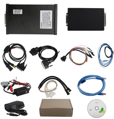 2017 Newest V2.23 KESS V2 V5.017 Manager ECU Tuning Kit Master Version Ktag 7020 No Token Limitation for Both Car and Trucks