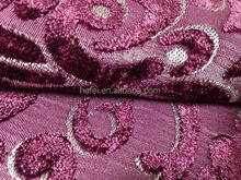 Excellent quality top sell chenille sofa fabrics/home textile