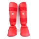 XS-XL OEM Karate hook Shin and Instep Guard China Manufacturear