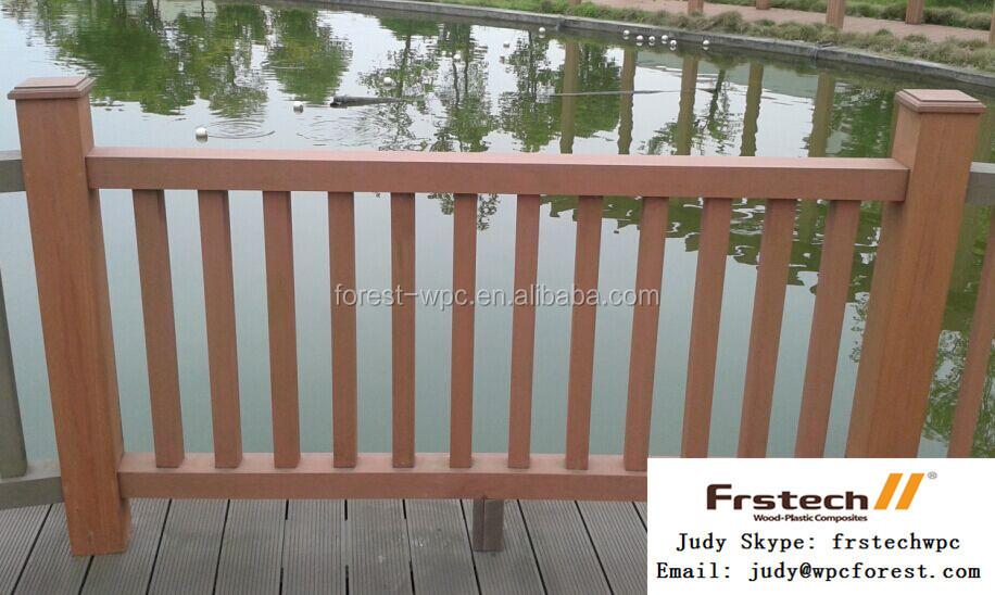 Materiale Impermeabile Balcone Stecca Anti- Marciume Legno Come ...