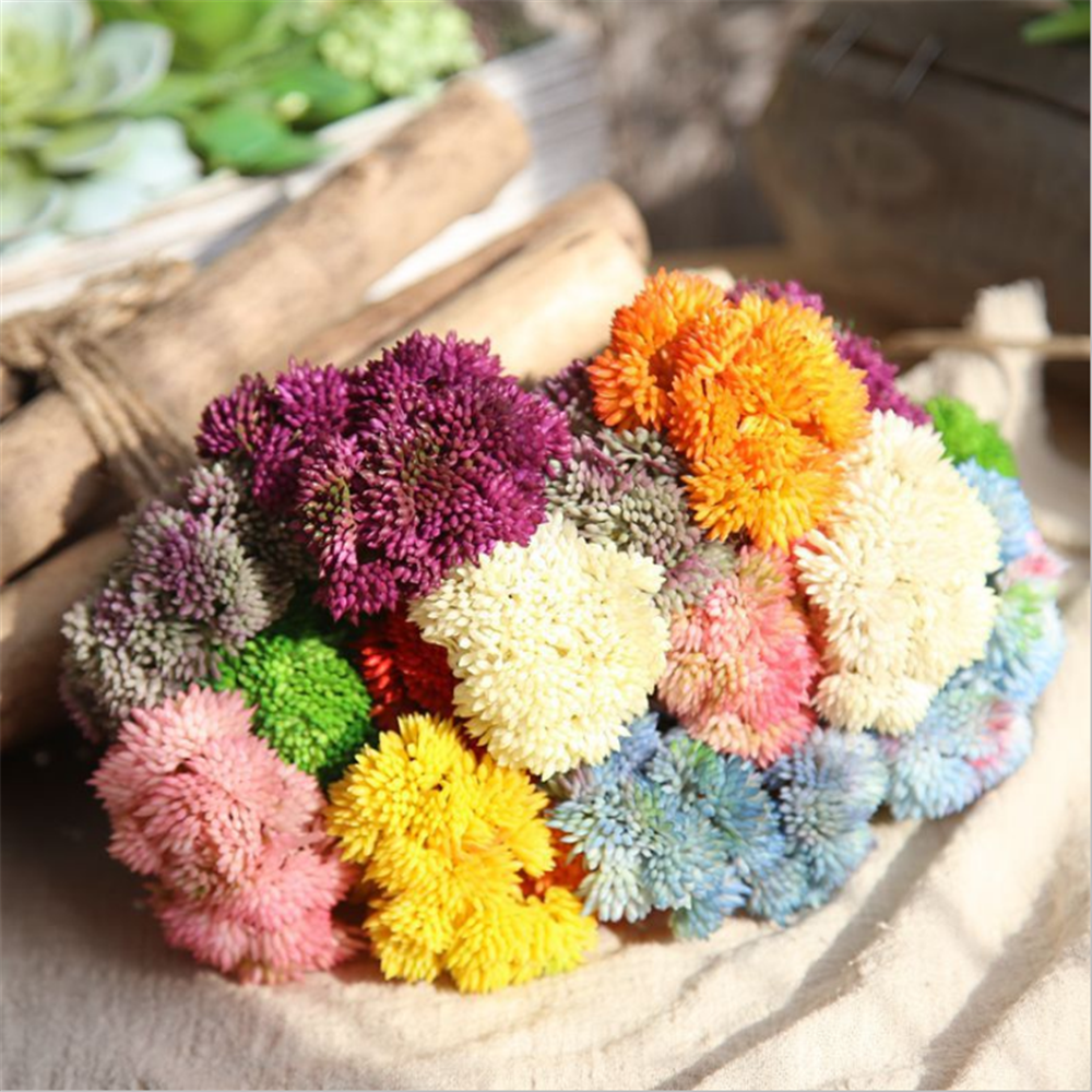 top quality factory price  rice fruit artificial flower