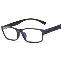 Superhot 6 Colors Reading Glasses Women Plastic Wood Frames Men Brand Eyeglasses Computer Eye Glasses Frame With Glasses 147001