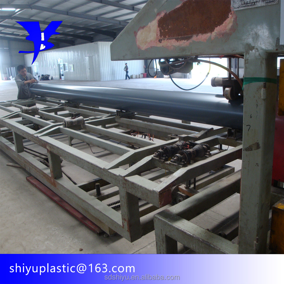 China Made pvc pipe hydroponic system With CE and ISO9001