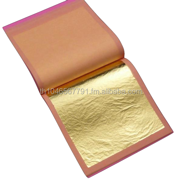 24ct Edible Gold Leaf sheets - Genuine Scrap, Gold Sheets Gilding Frames, Used as Decoration, many other uses