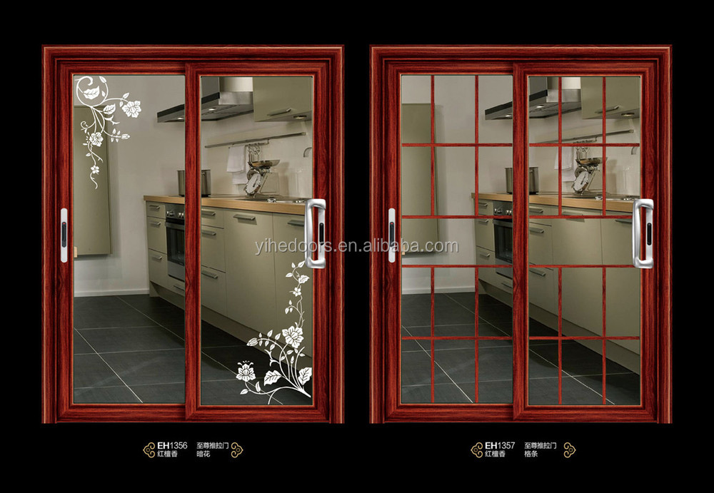 Modernas puertas correderas de aluminio dibujo dise o for Puertas correderas diseno moderno