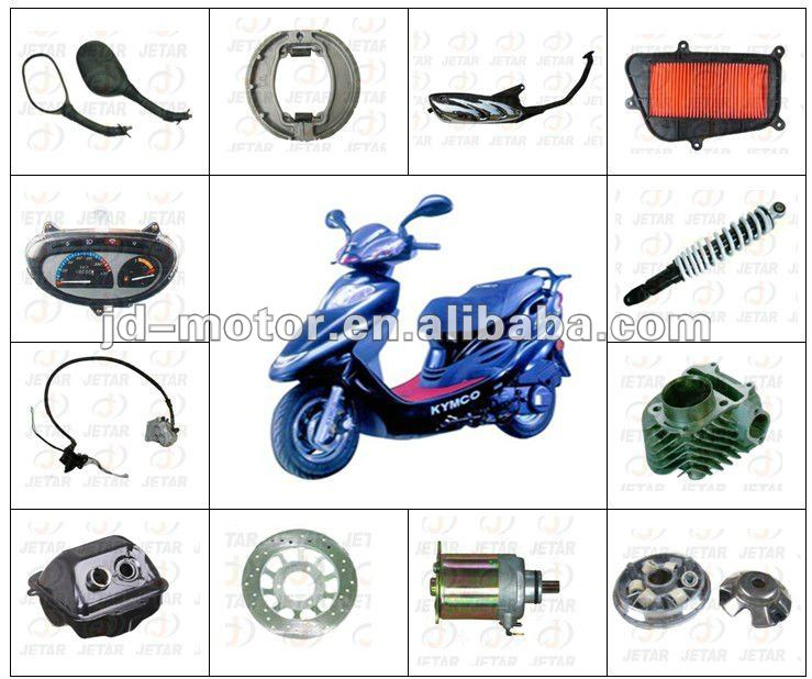 kymco spare parts
