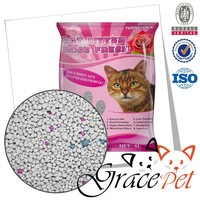 Grace Pet kitty sand premium bentonite cat litter manufacturer