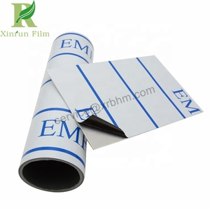 Free Sample Anti Damage Surface PE Film Protection Tape for Stainless Steel