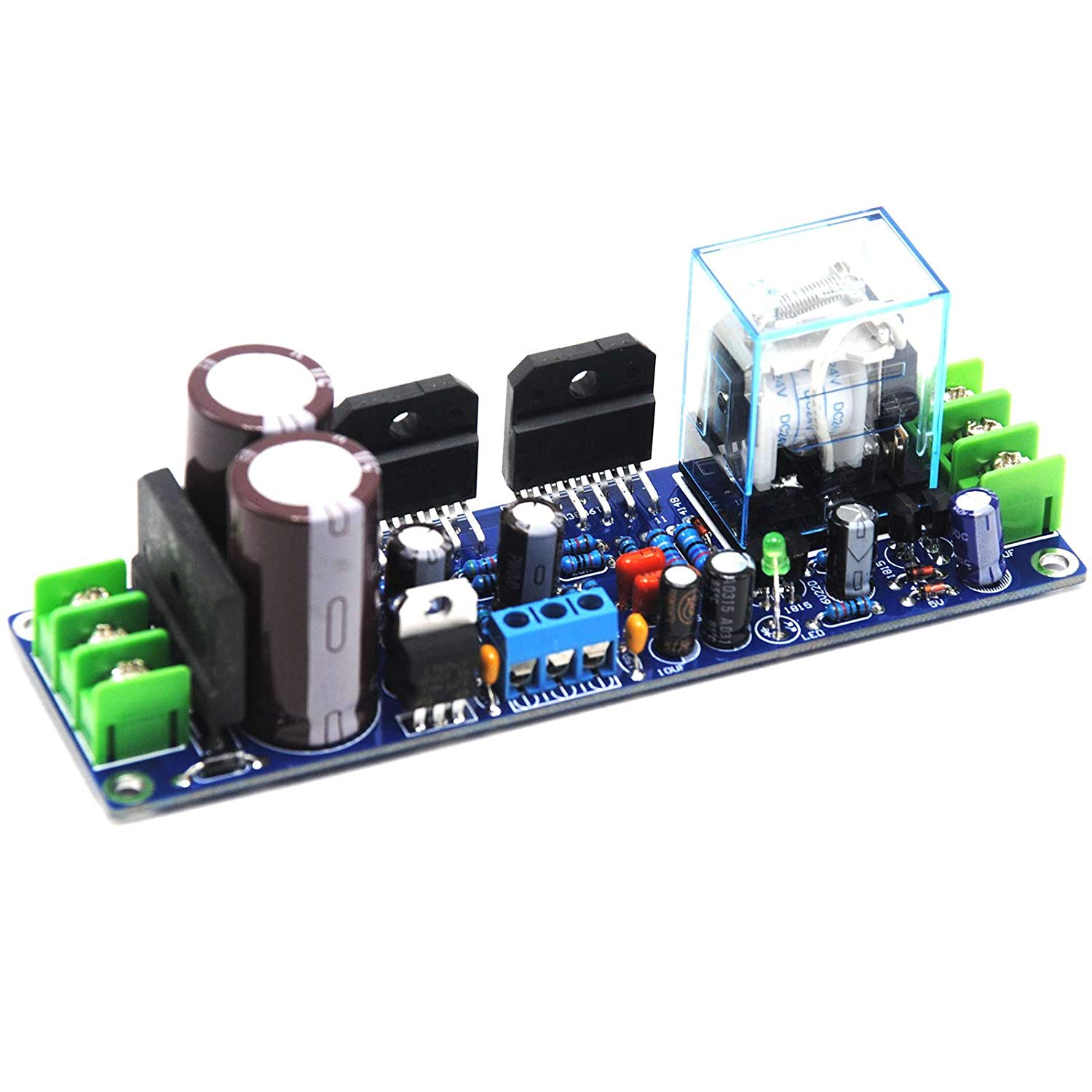 Cheap Lm3886 Pcb Find Deals On Line At Alibabacom High Performance Audio Power Amplifier Get Quotations Ljm Assembled Gc Lm3886tf Board With Speaker Protection