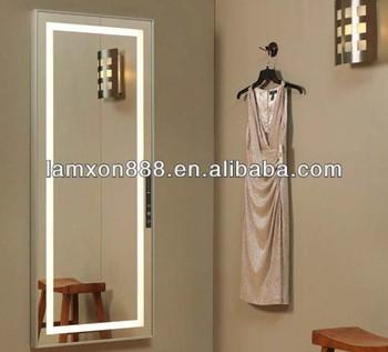 Nuevo tipo de espejo de tocador con luz led buy longitud espejo vestidor longitud completa - Espejos de tocador con luz ...