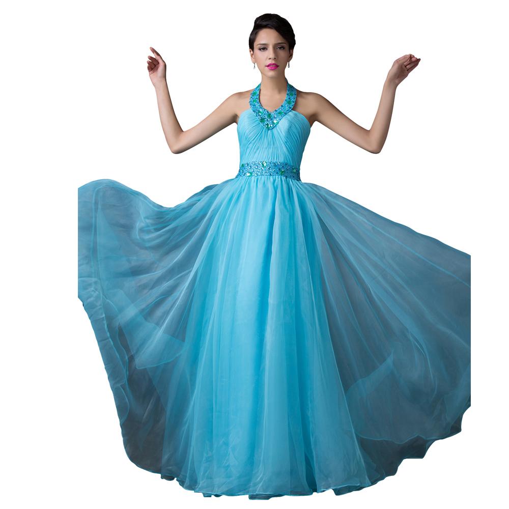 Cheap Sky Blue Evening Gown, find Sky Blue Evening Gown deals on ...