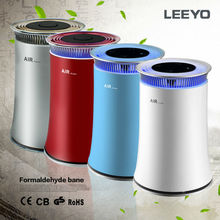 Adjustable timer wholesale air purifier, air purifier motor