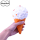 Ice Cream Squishy Slow Rising Soft Squishy Charms Toy For Stress Relief and Time Killing