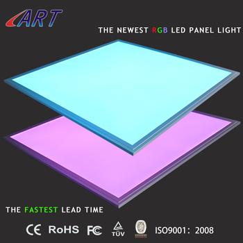 Unique 48w Rgbw 600x600mm 2x2 Led Drop Ceiling Light Panels Good Price Buy 2x2 Led Drop Ceiling Light Panels Rgbw Led Light Panel Price Led Light