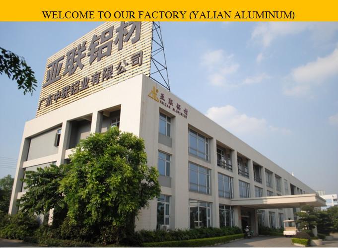 Foshan Aluminium Manufacturer Stainless Steel Extrusion Profile ...