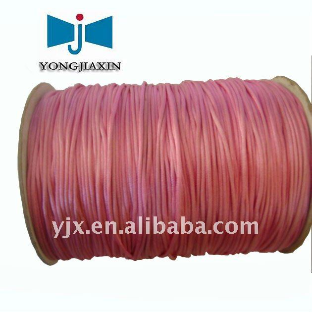 nylon korea silk braided rope