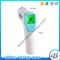 HY-122 Baby temperature infrared thermometer talking ear forehead thermometer